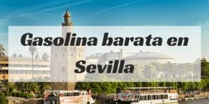 Precio gasolineras Sevilla