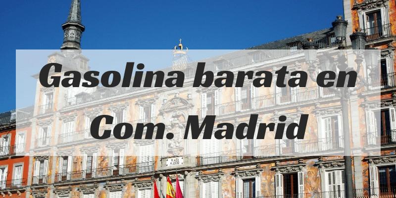 778219f69ebcb ⛽ Gasolineras BARATAS en Madrid. Precio actualizado HOY